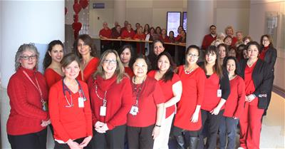 Go Red for Women Employee Photo cropped