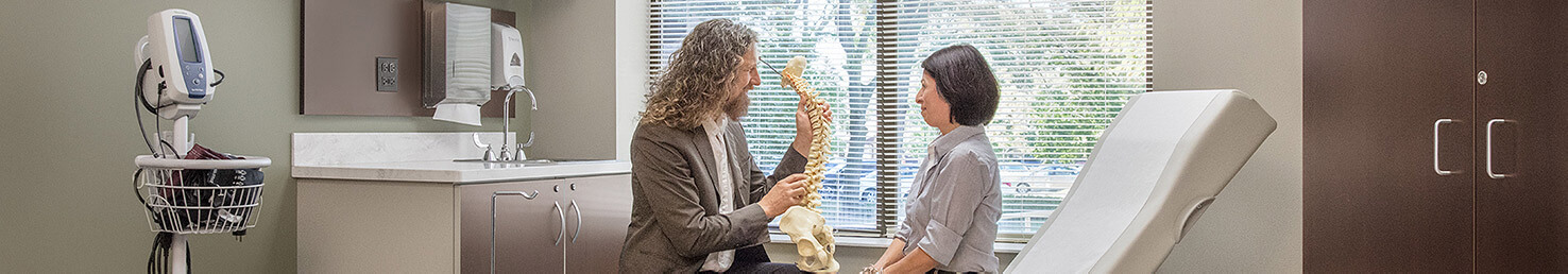 Neurosurgery and Integrative Treatments for Back Conditions