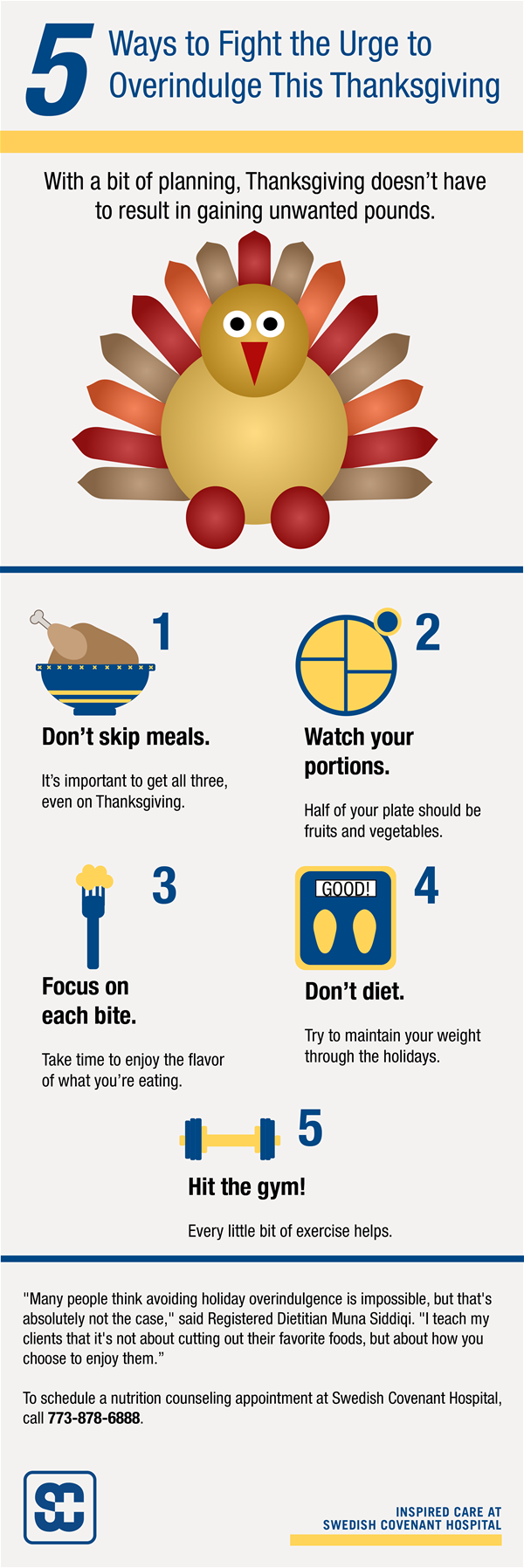 Thanksgiving Health Tips