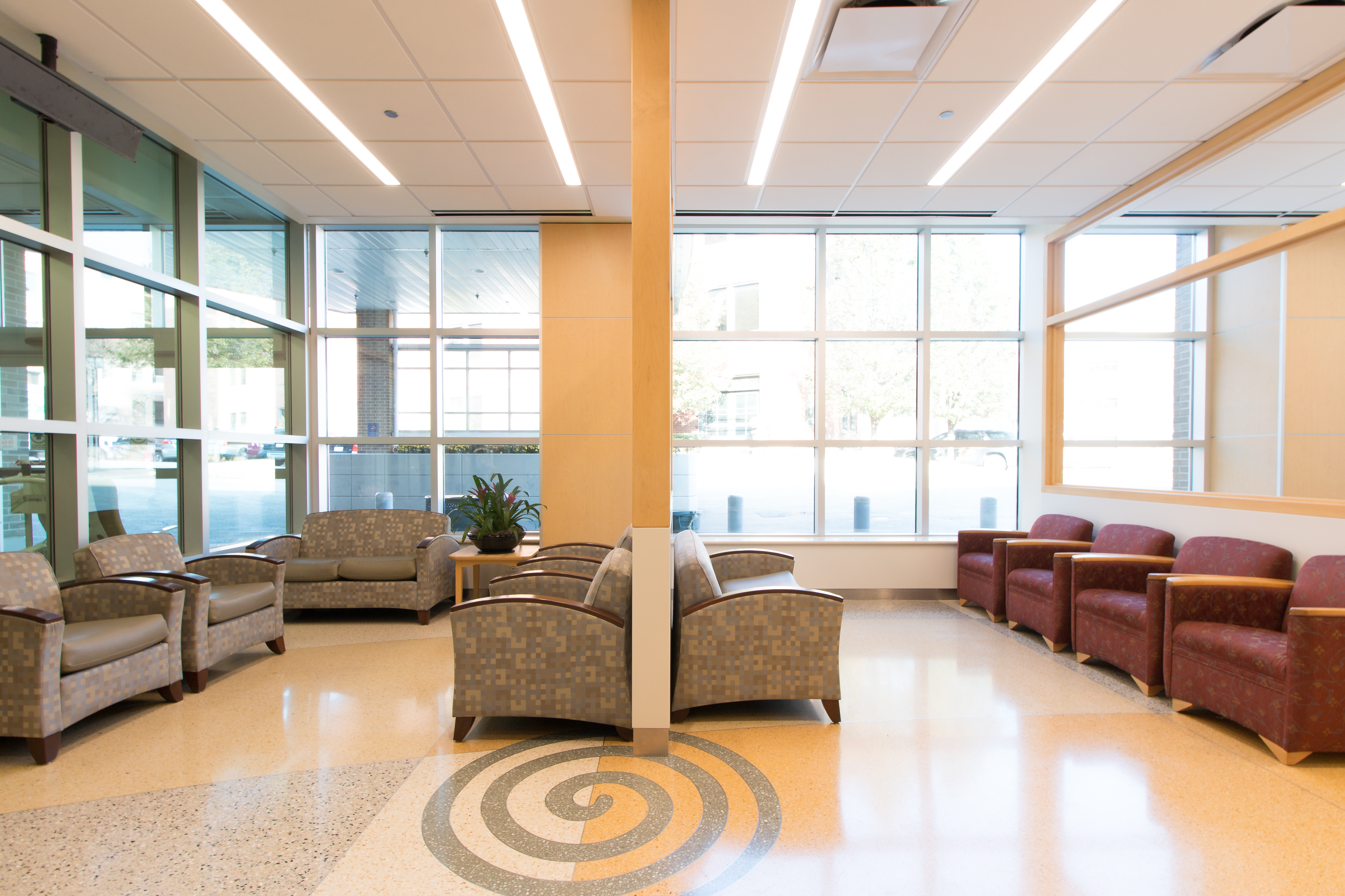 Emergency Department Renovation Swedish Covenant Hospital Chicago