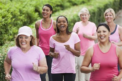 Breast Cancer Fitness Support Group