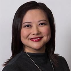 Tina Mantanoña, M.D.