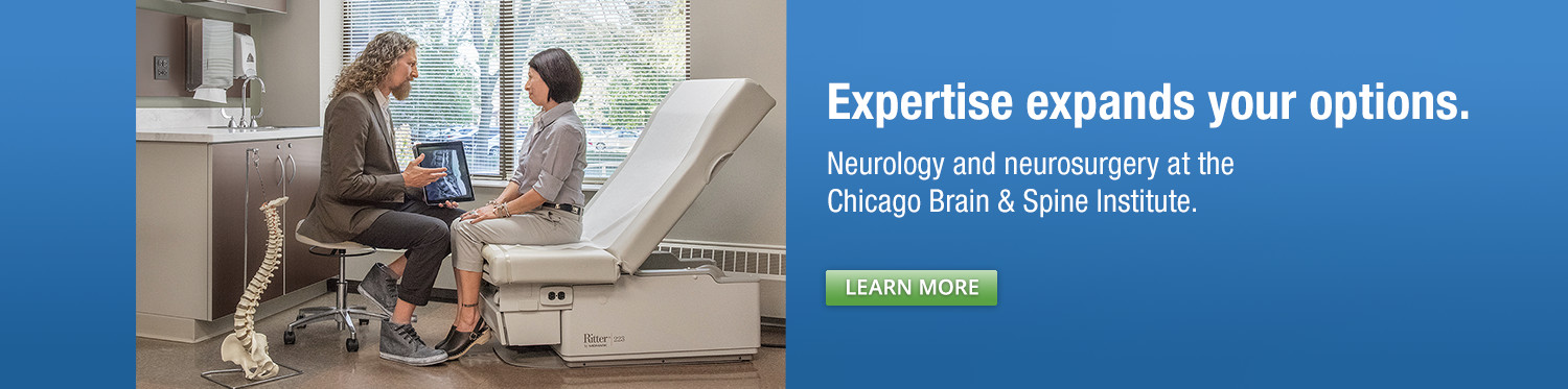 Neurology at the Chicago Brain & Spine Institute