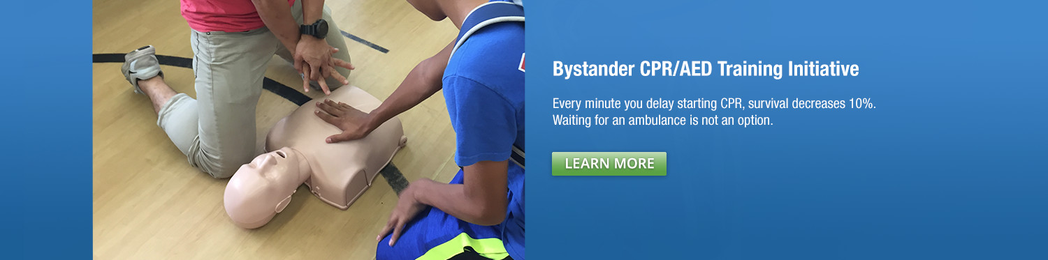 Bystander CPR Training Initiative