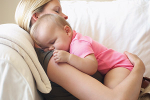 Sleep Tips for Mom and Baby
